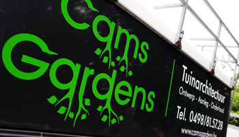 Cams Gardens- Realisaties